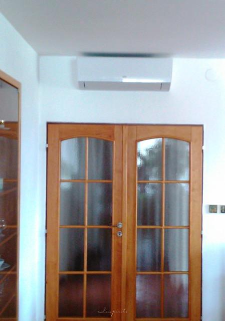 RD Ostrava - dodání a montáž klimatizace Fujitsu